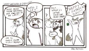 Spiffy Whiskers 1: Indolent