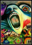 Pink Floyd Collage