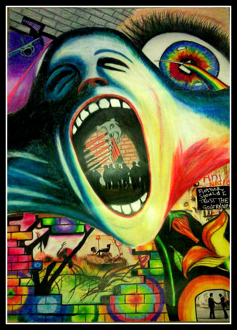 B.f Photos All >> Pink Floyd Collage by caitlingrayx3 on DeviantArt