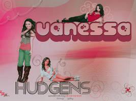 Vanessa Hudgens by wonderfuldesings