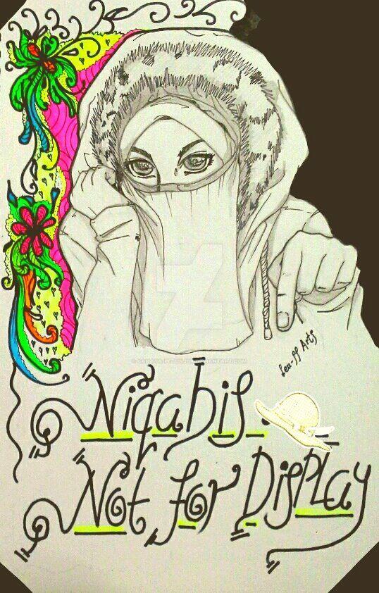 Niqabis :) by cahaya-petunjuk