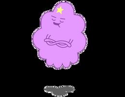 Lumpy Space Princess by steven-psd