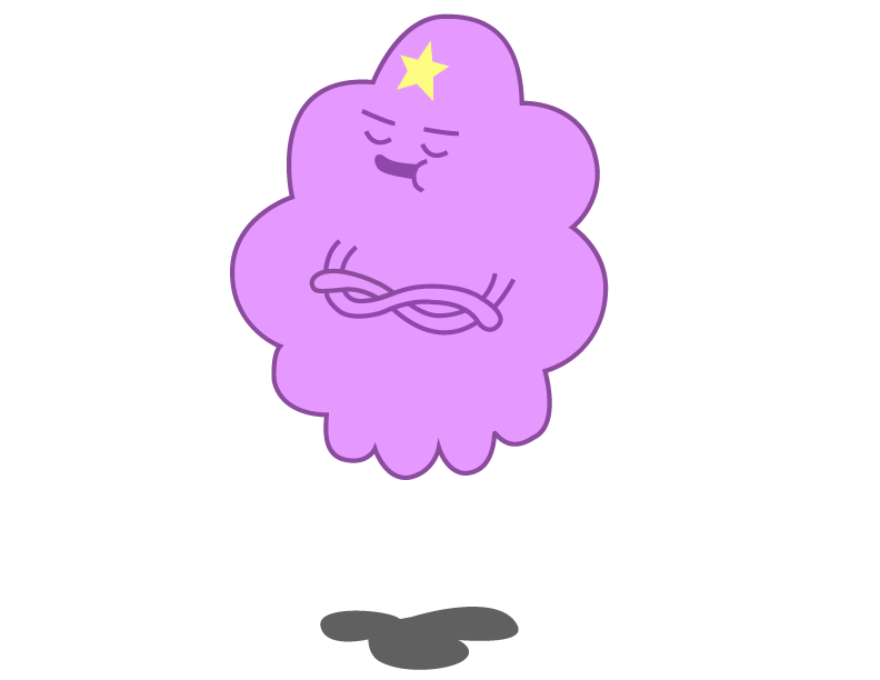 Lumpy Space Princess by steven-psd