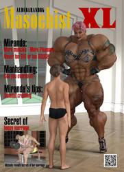 Masochist XL mag by aldebaran086