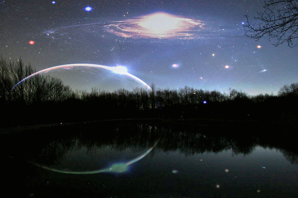 Star Night by gethro92