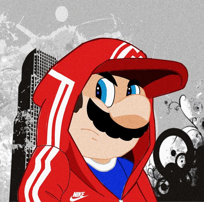 Urban Mario by kennuhisaki