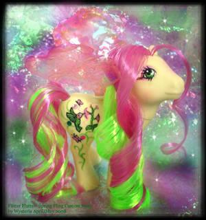 G1 MLP Custom Flutter Pony
