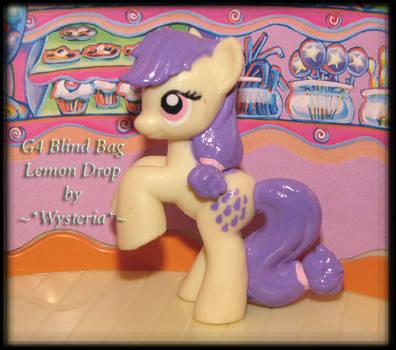 G4 FIM BB Pony Lemon Drop