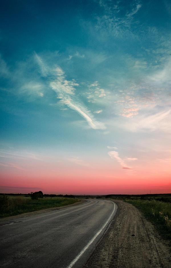 the road to nowhere by kiritani-akira