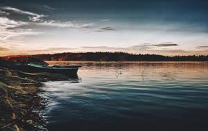 Karelia. Day 2. Boat by kiritani-akira