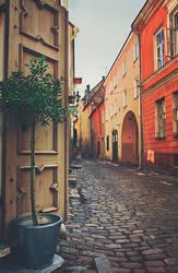 Tallinn street