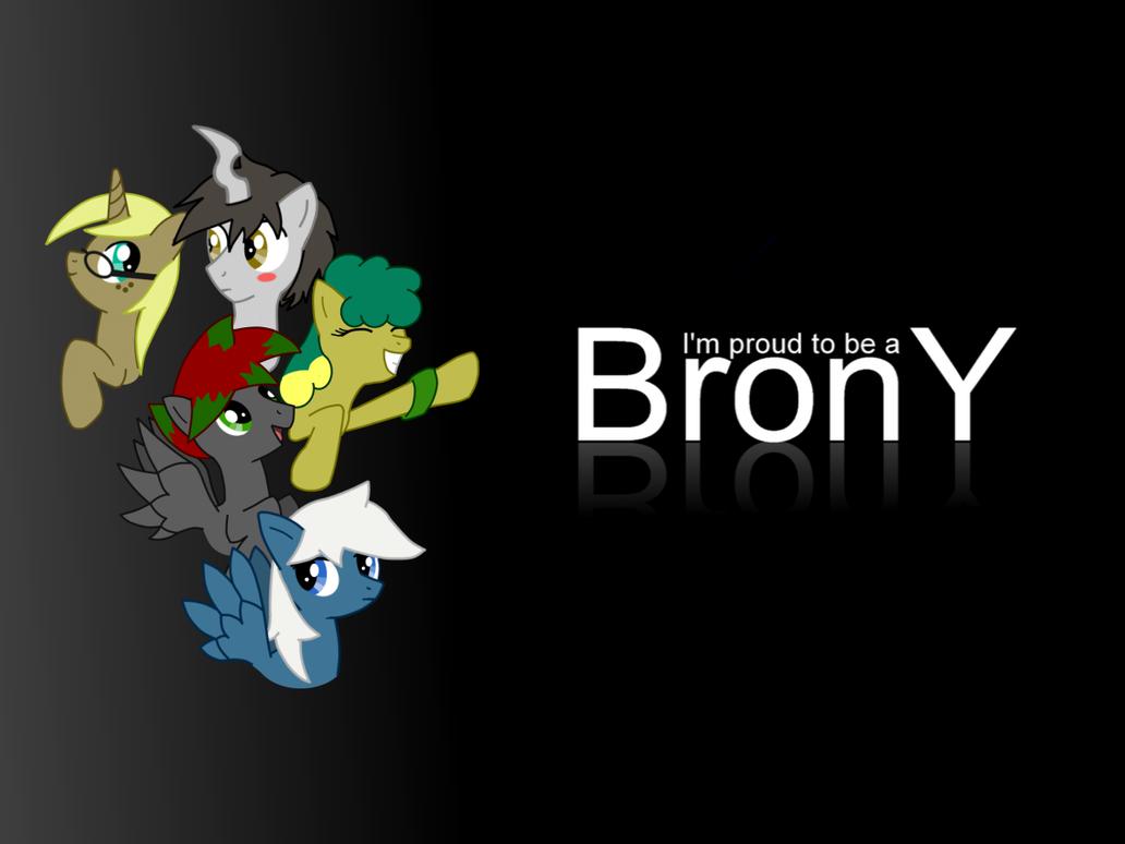 My EveryPony - Brony Wallpaper by Dorill