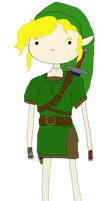 Link Adventure Time!