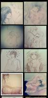 Sketch DUMP by Hanahi-chan