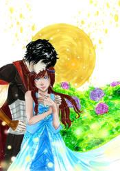 Will you follow me ? by Hanahi-chan