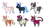 [OPEN] Pony Adopts by skyydiverr