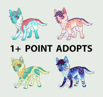 [1/4 OPEN] Doggo Adopts Batch #2 by skyydiverr