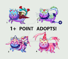 [Closed] Kitty Adopts by skyydiverr