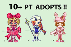 [2/3 OPEN] Adoptables Batch #3 by skyydiverr