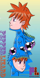 Pepperlizard Hero by PepperLizard