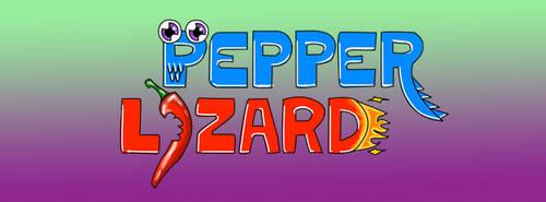 PepperLizard Logo by PepperLizard