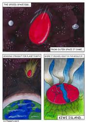 PepperLizard's Origin Story --- Page 1 by PepperLizard
