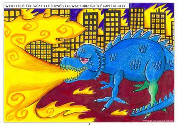 PepperLizard's Origin Story --- Page 3 by PepperLizard