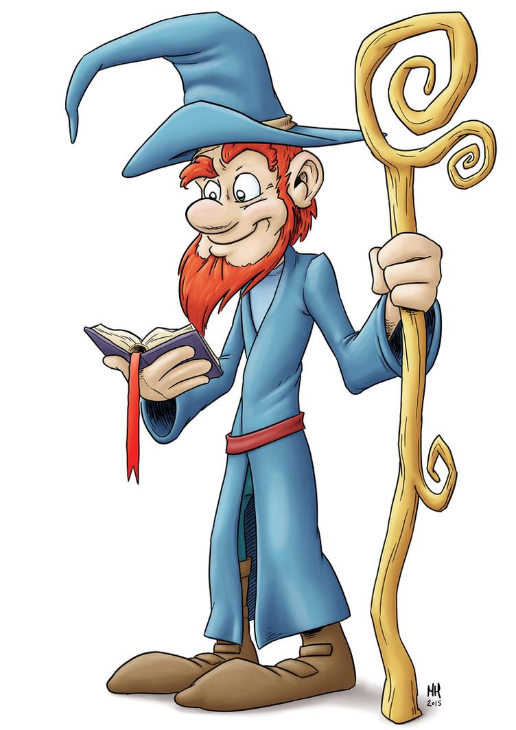 Hey, Mr Wizard by Markside