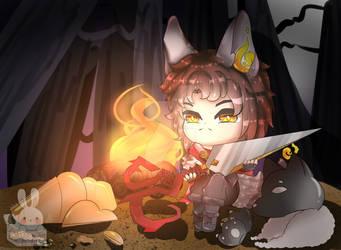 Husk First Halloween
