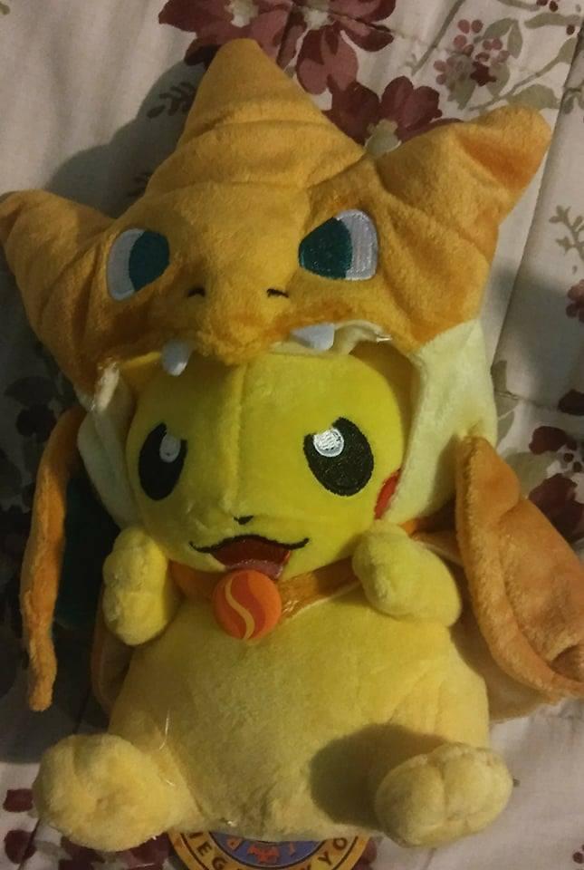 pikachu by bijou11