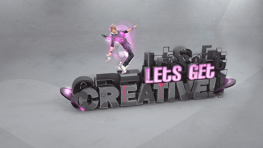 Lets Get Creative