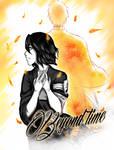 Beyond Time -Ichiruki Doujinshi- Cover