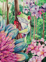 Frog by firedaemon