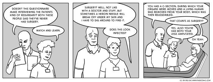 Defining Surgery