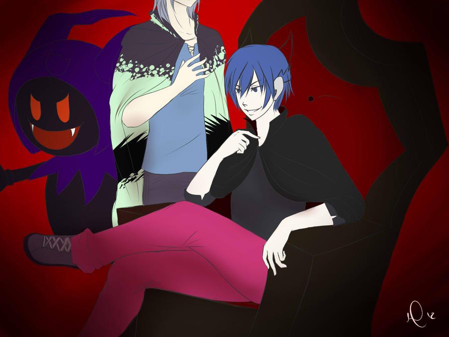 King of Demons by LemonyCarroll
