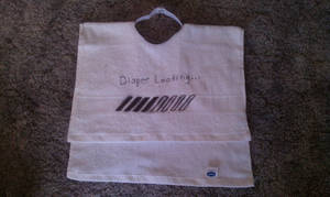 Diaper Loading... Bib
