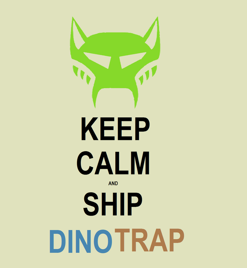 SHIP DINOTRAP by TRANSFORMERSsting