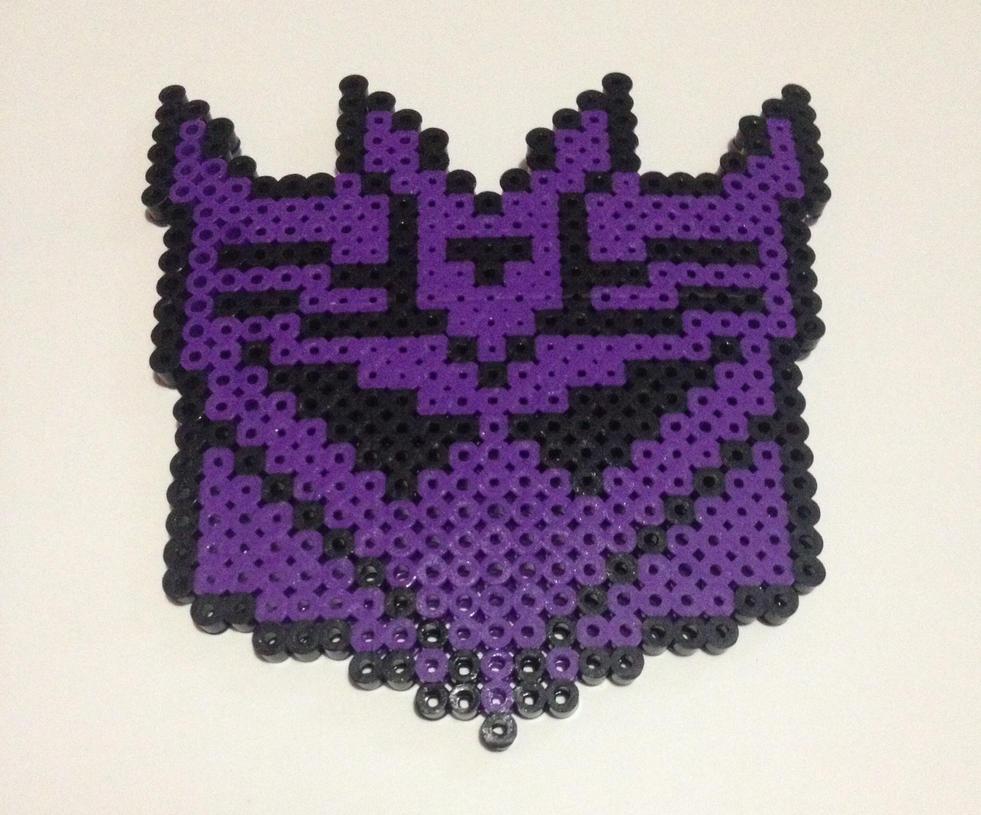 Decepticon Logo by TRANSFORMERSsting