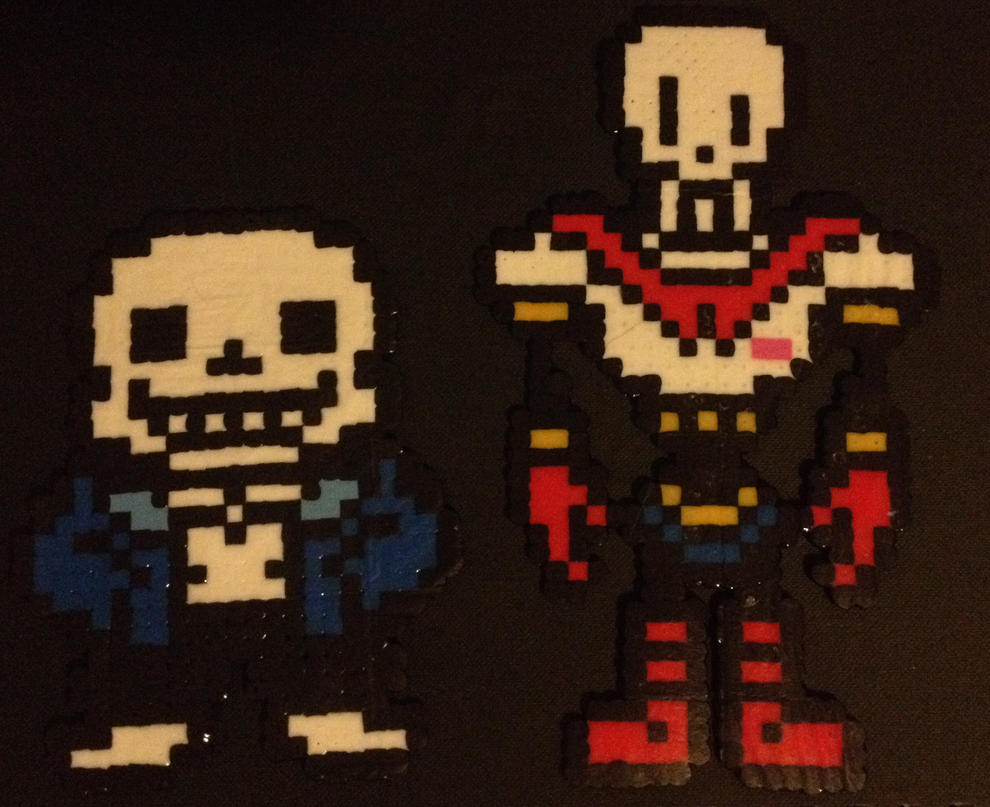 Skelebros by TRANSFORMERSsting