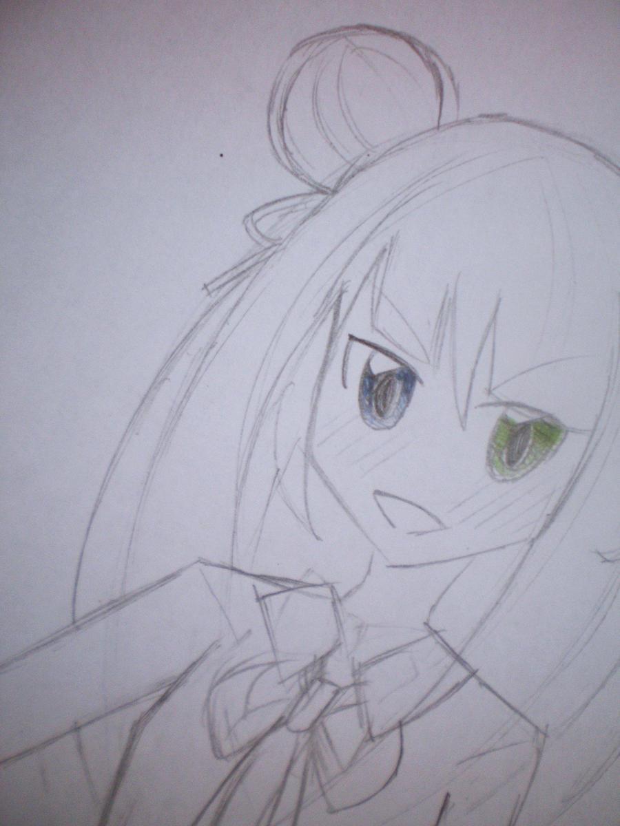 Desenhos da Tamagotchi-san :3 Tsundere_imouto_by_tamgotchisuper-d3f4tgn