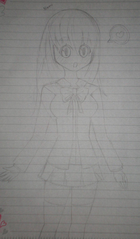 Desenhos da Tamagotchi-san :3 Nami_kikuchi_by_tamgotchisuper-d3fqvt0