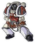 Atarashi Legion Space Marine