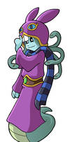 Modest Medusa as Ravio by JakeRichmond