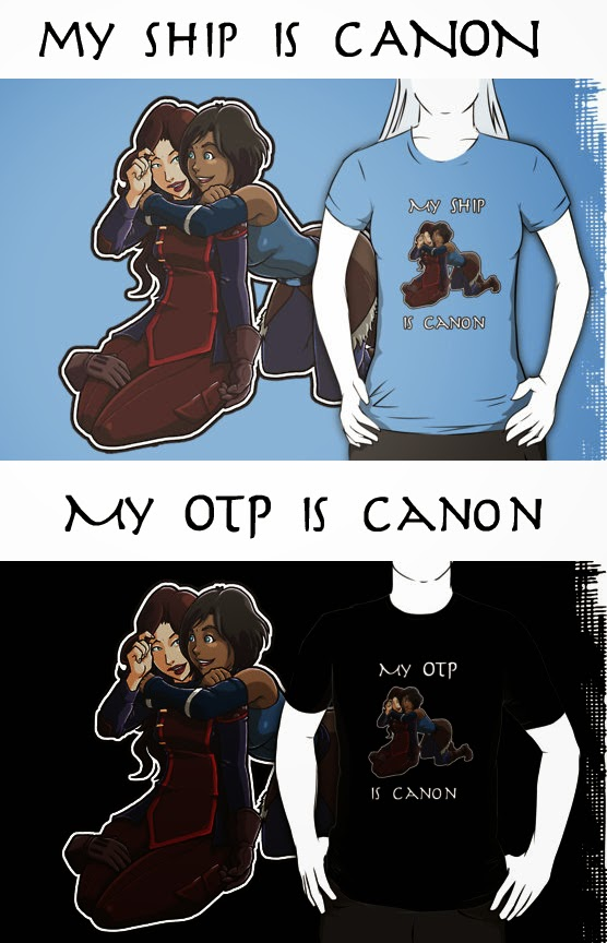 kORRASAMI+SHIRTS by JakeRichmond