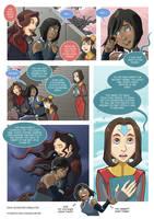 Asami loves Korra: Friend Fic, part 3 by JakeRichmond