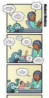 Modest Medusa 531