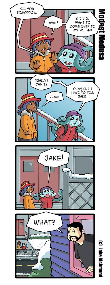 Modest Medusa 551 by JakeRichmond