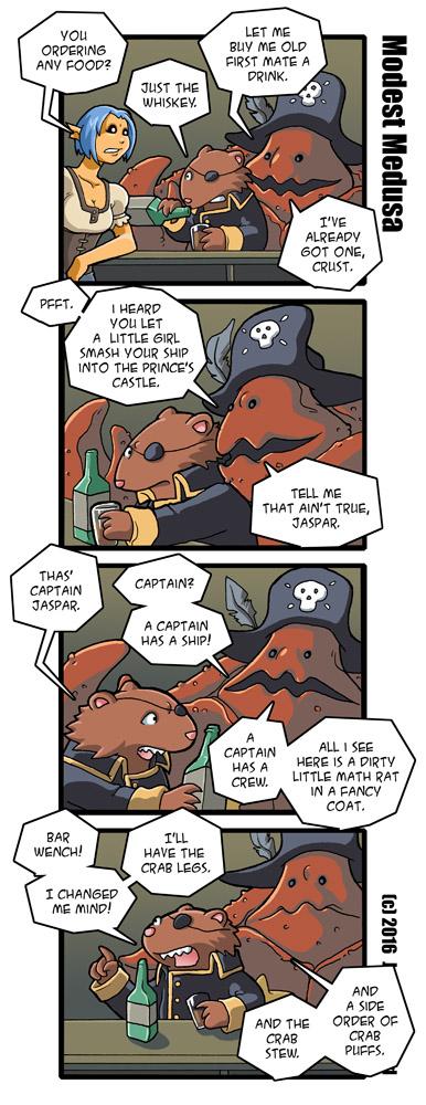 Pirates of Yeld, part 8 by JakeRichmond