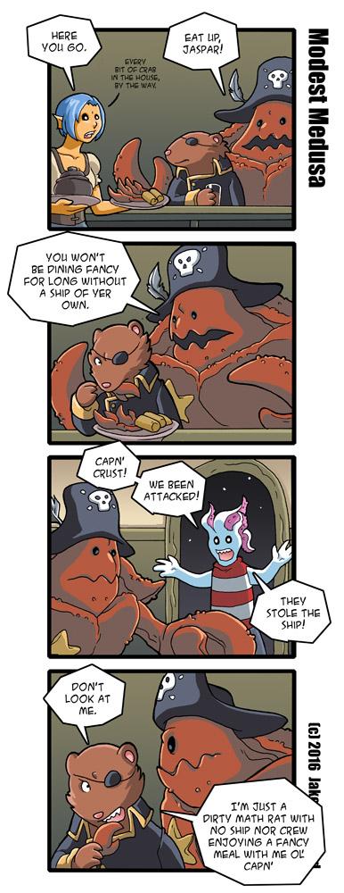 Pirates of Yeld, part 9 by JakeRichmond