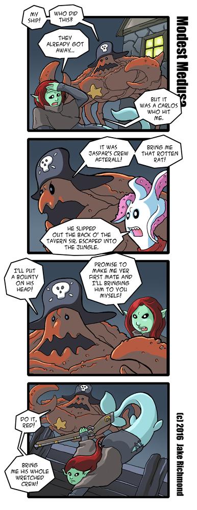 Pirates of Yeld, part 10 by JakeRichmond